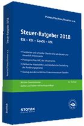 Steuer-Ratgeber 2018