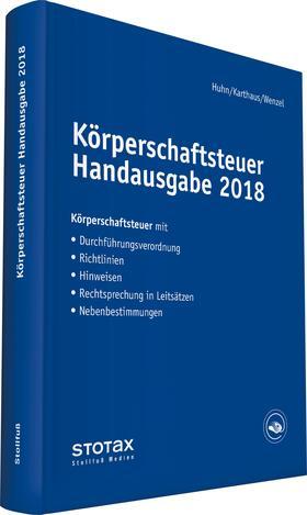 Körperschaftsteuer Handausgabe 2018