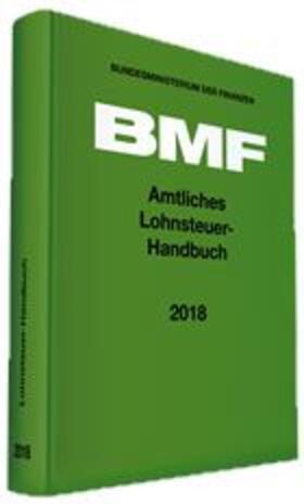 Amtliches Lohnsteuer-Handbuch 2018