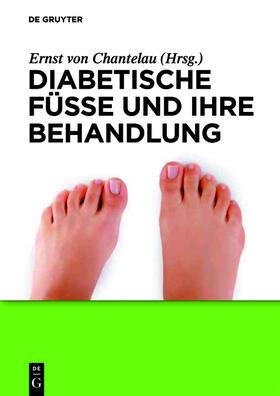 Diabetische Füße und ihre Behandlung