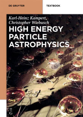 High Energy Particle Astrophysics