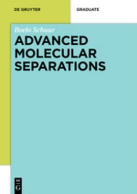 Advanced Molecular Separations