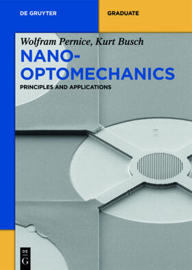 Nano-Optomechanics