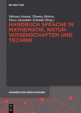 Handbuch Sprache in Mathematik, Naturwissenschaften und Technik