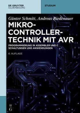 Mikrocontrollertechnik mit Atmel AVR