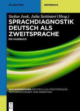 Sprachdiagnostik Deutsch als Zweitsprache