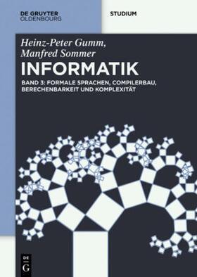 Formale Sprachen, Compilerbau, Programmierung