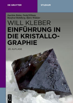 Einführung in die Kristallographie