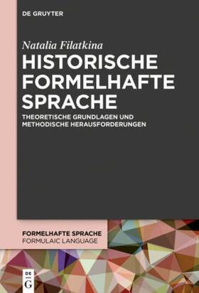 Historische formelhafte Sprache