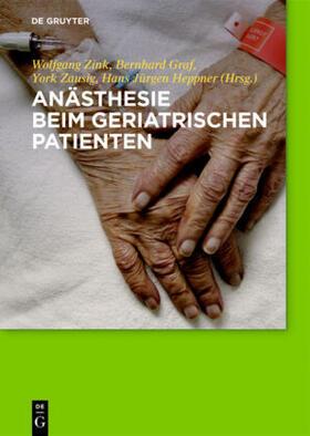 Anästhesie beim geriatrischen Patienten