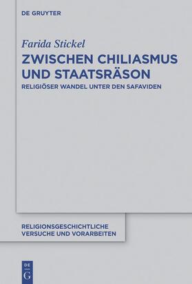 Zwischen Chiliasmus und Staatsräson