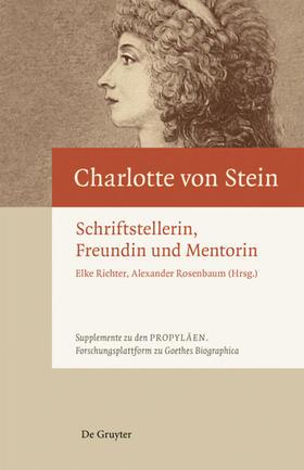 Richter / Rosenbaum | Charlotte von Stein | Buch