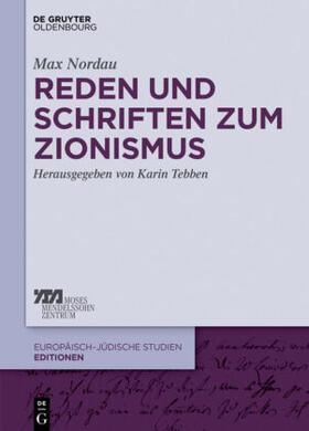 Reden und Schriften zum Zionismus