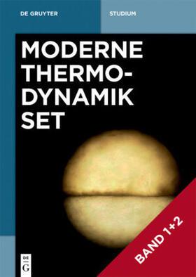 Christoph Strunk: Moderne Thermodynamik / [Set Moderne Thermodynamik Bd. 1+2]
