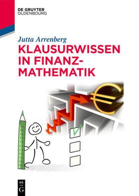 Klausurwissen in Finanzmathematik