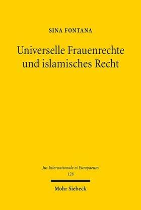 Universelle Frauenrechte und islamisches Recht