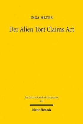 Der Alien Tort Claims Act