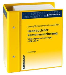 Handbuch der Rentenversicherung