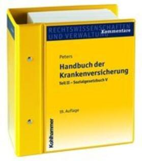Handbuch der Krankenversicherung