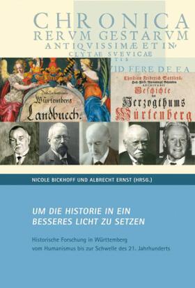 """""""Um die Historie in ein besseres Licht zu setzen""""."""