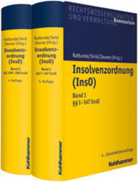 Rattunde/Smid/Zeuner | Insolvenzordnung (InsO) | Buch