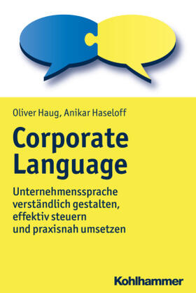 Corporate Language