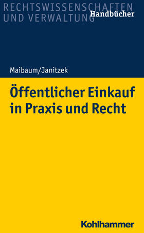 Maibaum | Handbuch Vergaberecht | Buch