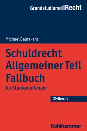 Beurskens | Schuldrecht Allgemeiner Teil Fallbuch | Buch