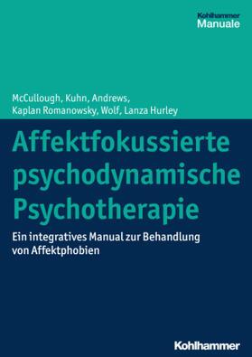 Affektfokussierte psychodynamische Psychotherapie