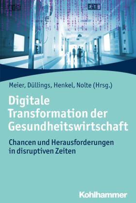 Digitale Transformation der Gesundheitswirtschaft