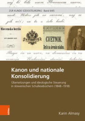 Kanon und nationale Konsoldierung