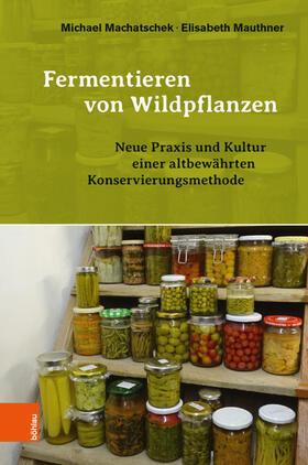Fermentieren von Wildpflanzen