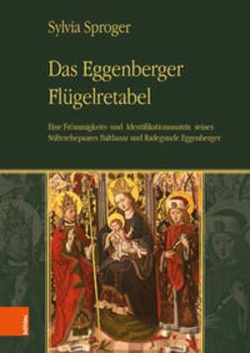 Das Eggenberger Flügelretabel