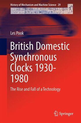 British Domestic Synchronous Clocks 1930-1980