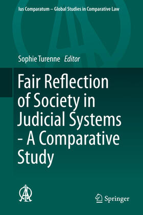 Turenne | Fair Reflection of Society in Judicial Systems - A Comparative Study | Buch