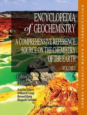 White | Encyclopedia of Geochemistry | Buch