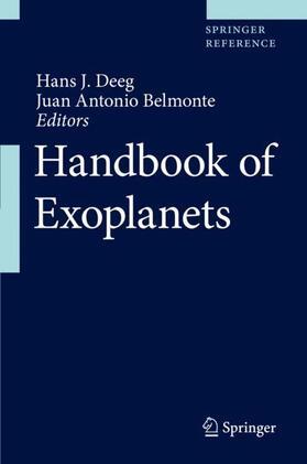 Handbook of Exoplanets