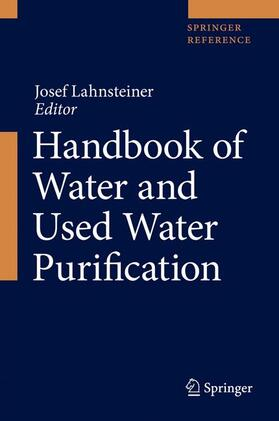 Lahnsteiner | Handbook of Water and Used Water Purification | Buch