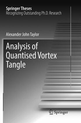 Analysis of Quantised Vortex Tangle