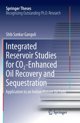 Integrated Reservoir Studies for CO2-Enhanced Oil Recovery and Sequestration