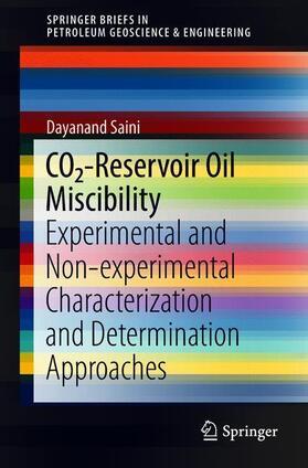 CO2-Reservoir Oil Miscibility