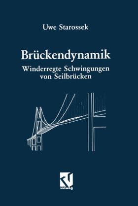 Starossek | Brückendynamik | Buch