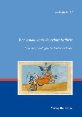 Der Anonymus de rebus bellicis
