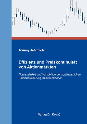 Effizienz und Preiskontinuität von Aktienmärkten