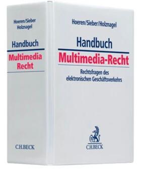 Hoeren/Sieber/Holznagel | Handbuch Multimedia-Recht - mit Fortsetzungsbezug | Loseblattwerk