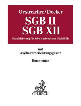 SGB II / SGB XII, mit Fortsetzungsbezug