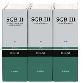 SGB II / SGB III, mit Fortsetzungsbezug