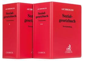 Aichberger | Sozialgesetzbuch: SGB, mit Fortsetzungsbezug | Loseblattwerk