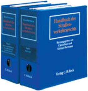 Handbuch des Straßenverkehrsrechts - ohne Fortsetzungsbezug