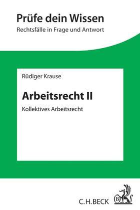 Krause | Arbeitsrecht II | Buch